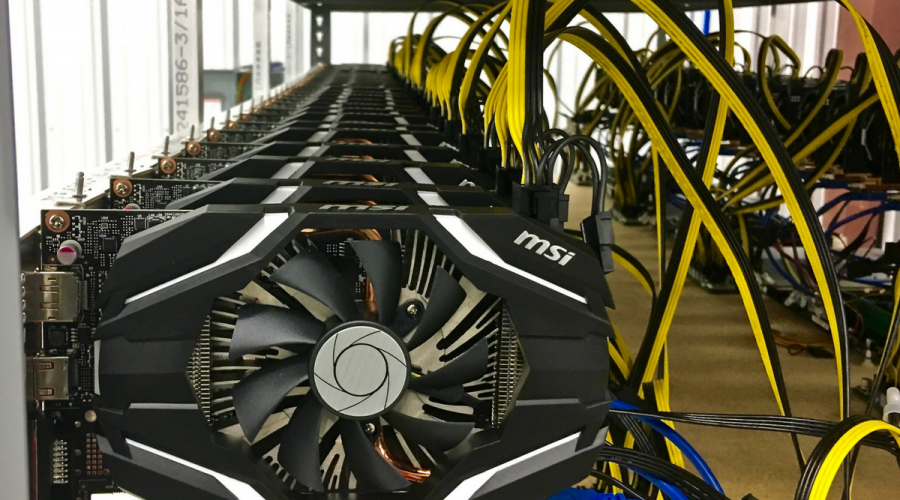 cryptocurrency mining technology mithril